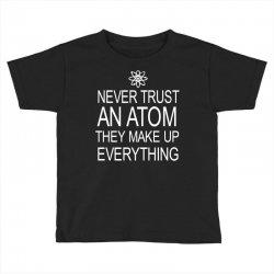 an atom Toddler T-shirt | Artistshot