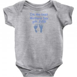 best mother day gift ever Baby Bodysuit   Artistshot