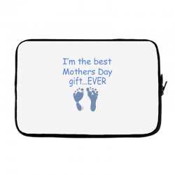 best mother day gift ever Laptop sleeve   Artistshot