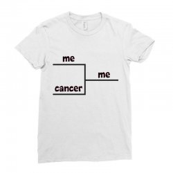 cancer Ladies Fitted T-Shirt | Artistshot
