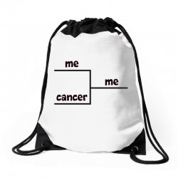 cancer Drawstring Bags | Artistshot