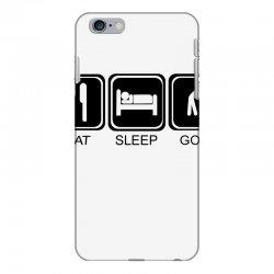 eat,sleep,golf iPhone 6 Plus/6s Plus Case | Artistshot