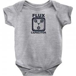 flux capacitor Baby Bodysuit | Artistshot