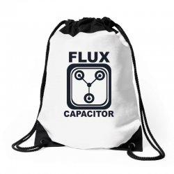 flux capacitor Drawstring Bags | Artistshot
