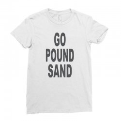go pound sang Ladies Fitted T-Shirt | Artistshot