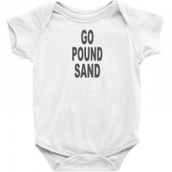 go pound sang Baby Bodysuit   Artistshot