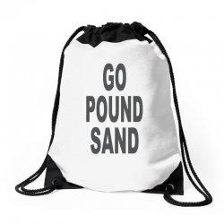 go pound sang Drawstring Bags   Artistshot