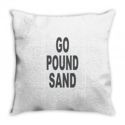go pound sang Throw Pillow | Artistshot