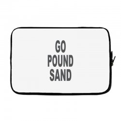 go pound sang Laptop sleeve | Artistshot
