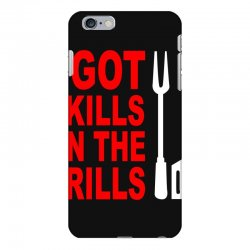 got skills on the grills apron iPhone 6 Plus/6s Plus Case | Artistshot