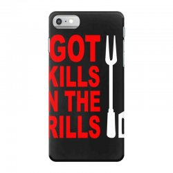 got skills on the grills apron iPhone 7 Case | Artistshot