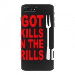 got skills on the grills apron iPhone 7 Plus Case | Artistshot