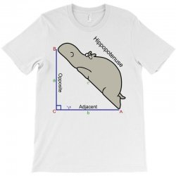 hypotenuse math humor T-Shirt | Artistshot