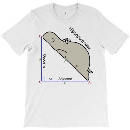 Hypotenuse Math Humor T-shirt Designed By Suryanaagus