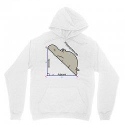 hypotenuse math humor Unisex Hoodie | Artistshot