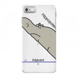 hypotenuse math humor iPhone 7 Case | Artistshot