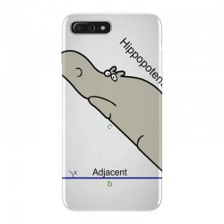 hypotenuse math humor iPhone 7 Plus Case | Artistshot
