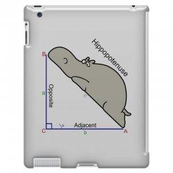 hypotenuse math humor iPad 3 and 4 Case | Artistshot