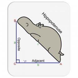 hypotenuse math humor Mousepad | Artistshot