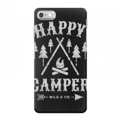 happy camping iPhone 7 Case | Artistshot
