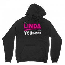 It's A Linda Thing Unisex Hoodie | Artistshot