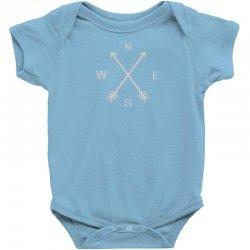 compas Baby Bodysuit   Artistshot