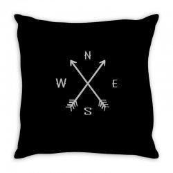 compas Throw Pillow   Artistshot