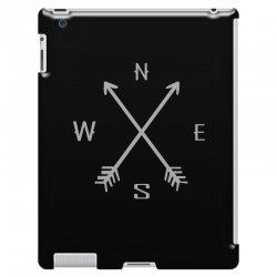 compas iPad 3 and 4 Case   Artistshot