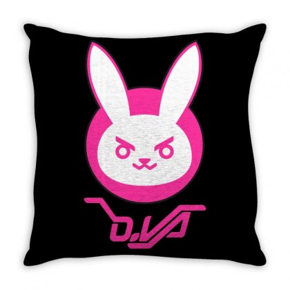 Dva Throw Pillow Designed By Vr46