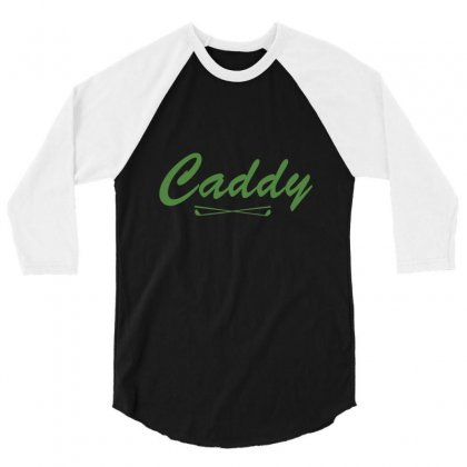 Caddy 3/4 Sleeve Shirt Designed By Megaagustina