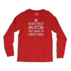 an atom Long Sleeve Shirts | Artistshot