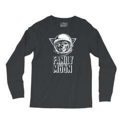 Family Trip To Moon Long Sleeve Shirts | Artistshot