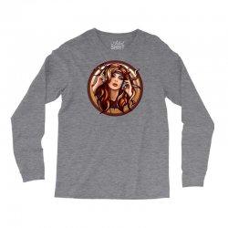 music girl Long Sleeve Shirts | Artistshot