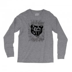 Stay Free Stay Wild Long Sleeve Shirts | Artistshot