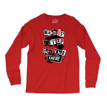 Persona 5 Long Sleeve Shirts Designed By Vr46