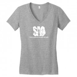 Sword Art Online abbreviated tee Women's V-Neck T-Shirt | Artistshot