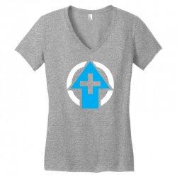 fate core create advantage Women's V-Neck T-Shirt | Artistshot