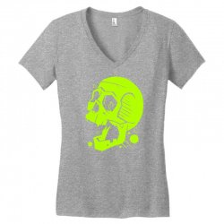Toxic Scream Women's V-Neck T-Shirt | Artistshot