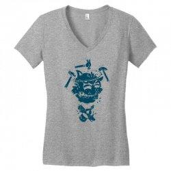 Dizzy Drunk Cat Women's V-Neck T-Shirt | Artistshot