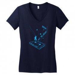 music is life Women's V-Neck T-Shirt | Artistshot