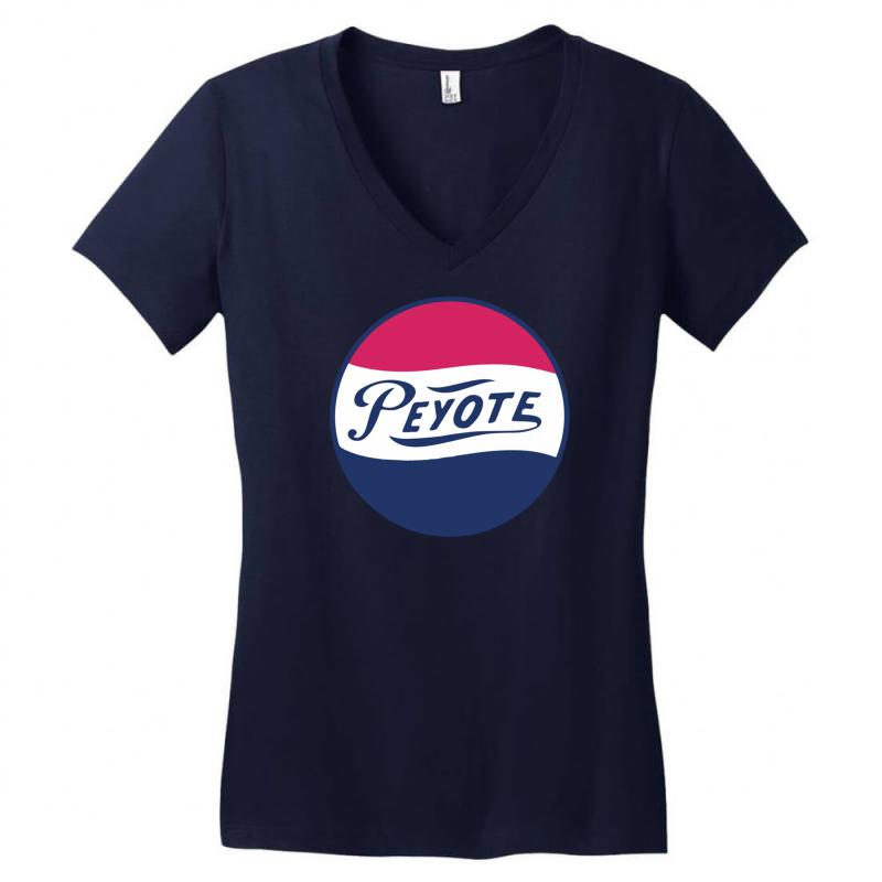 Peyote Pepsi Women's V-neck T-shirt | Artistshot