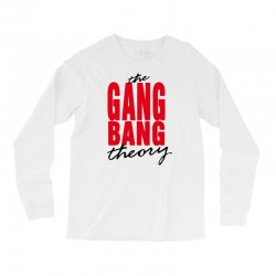 the gang bang theory Long Sleeve Shirts | Artistshot