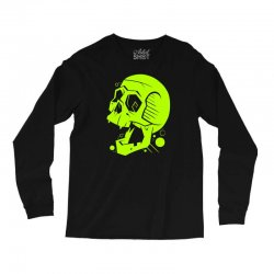 Toxic Scream Long Sleeve Shirts | Artistshot