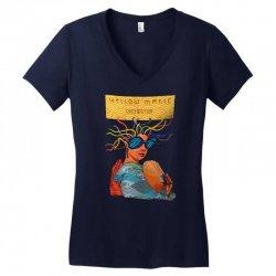 yellow magic orchestra Women's V-Neck T-Shirt | Artistshot