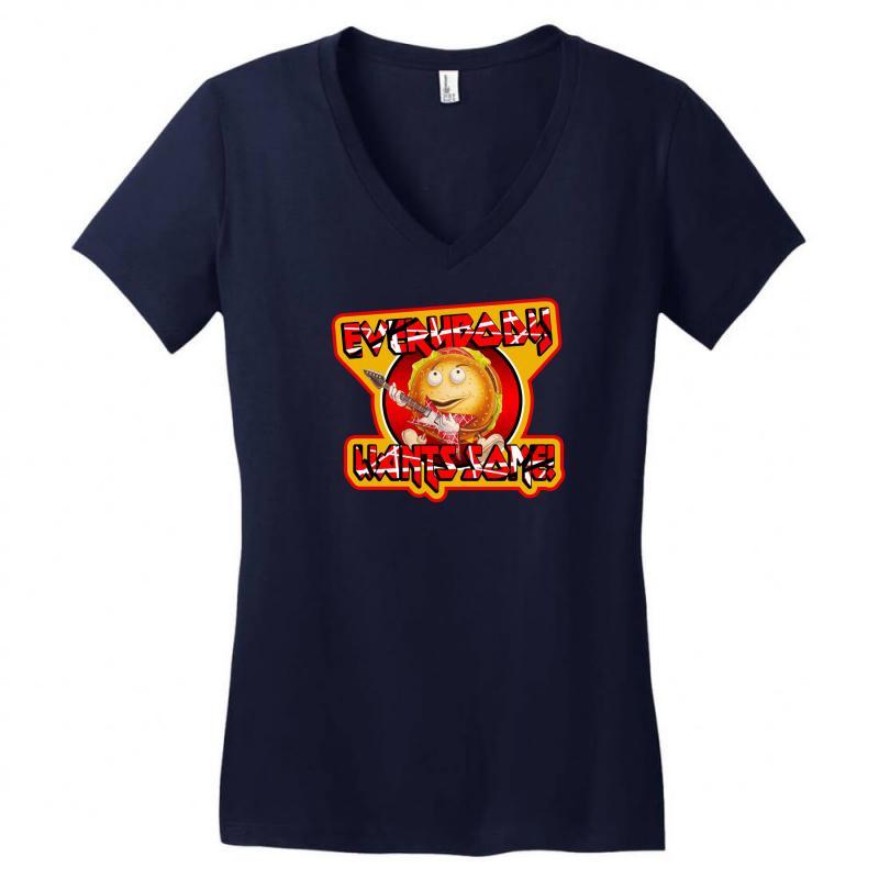 Comedy Better Off Dead Women's V-neck T-shirt   Artistshot