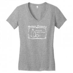 trainee exorcist Women's V-Neck T-Shirt | Artistshot