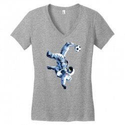 """buzz aldrin"" always sounded like a sports name Women's V-Neck T-Shirt 