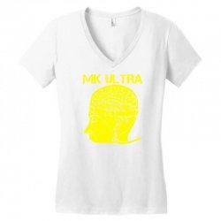mk ultra Women's V-Neck T-Shirt | Artistshot