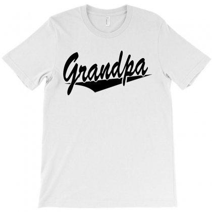 Grandpa T-shirt Designed By Megaagustina