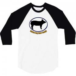 hog show family 3/4 Sleeve Shirt | Artistshot